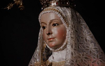 La Virgen de la Estrella en la Asunción 2020