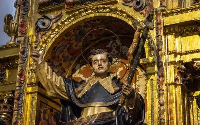 San Vicente Ferrer vuelve a la Capilla de la Estrella