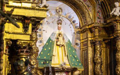 La Virgen de la Estrella en la Pascua 2021